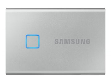 Samsung Portable SSD T7 Touch MU-PC2T0S - 2TB - Extern
