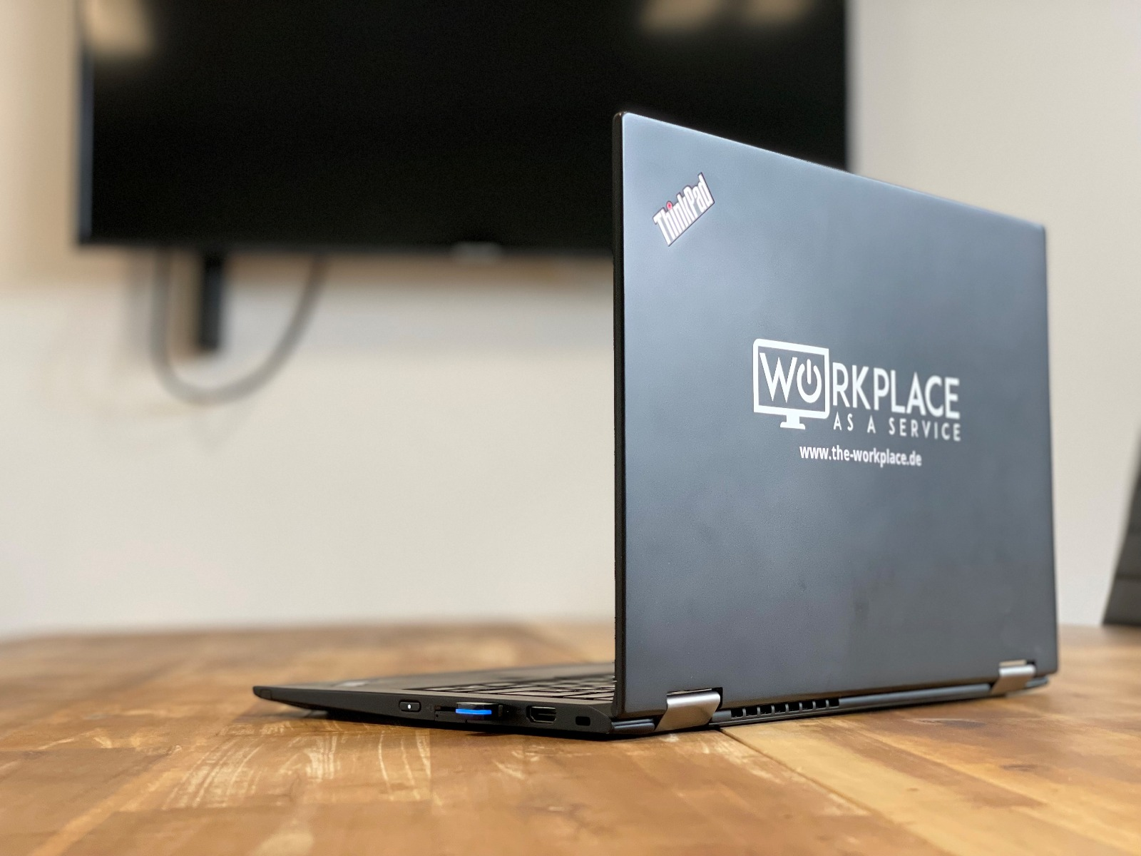 Workplace as a Service Notebook